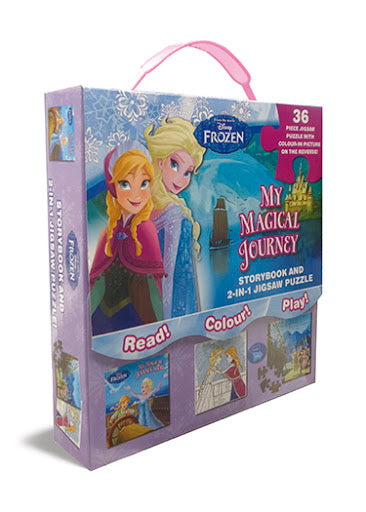 Disney Frozen Magical Journey Super Box Set