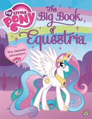My Little Pony Jumbo Equestria Book