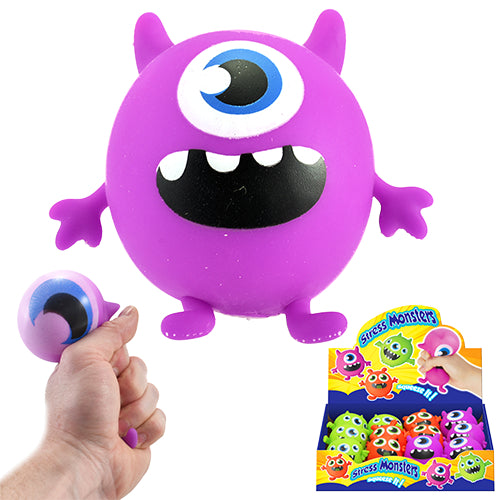 Squeezy Stress Monster