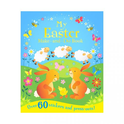 Easter Make And Do Bumper Activity book