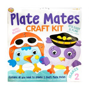Chicks Plate Mates Craft Kits