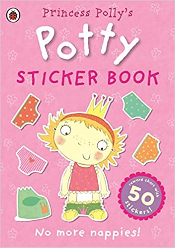 Princess Polly Potty Sticker Activity Book