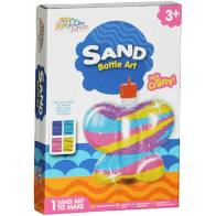 Butterfly Sand Bottle Art Kit