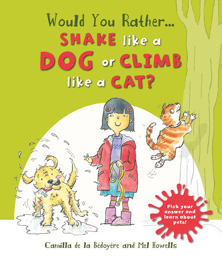 Shake Like A Dog Or Climb Like A Cat Book