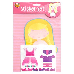 Princess Fun Sticker Set
