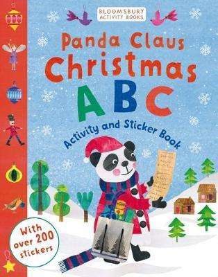 Panda Claus Christmas ABC Book