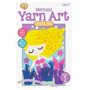 Mermaid Yarn Craft Kit