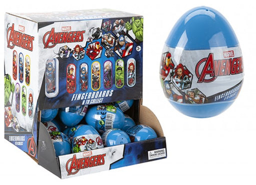 Avengers Mystery Egg Finger Skateboards