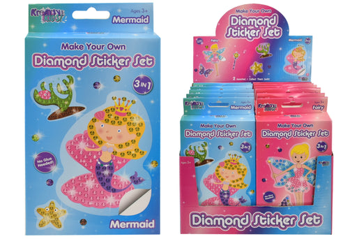 Make Your Own Diamond Sticker Set