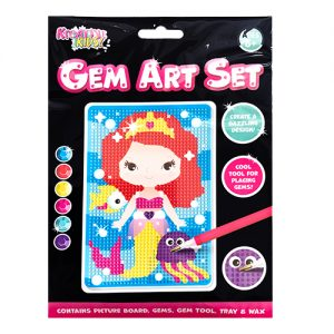 Mermaid Gem Art Craft Pack