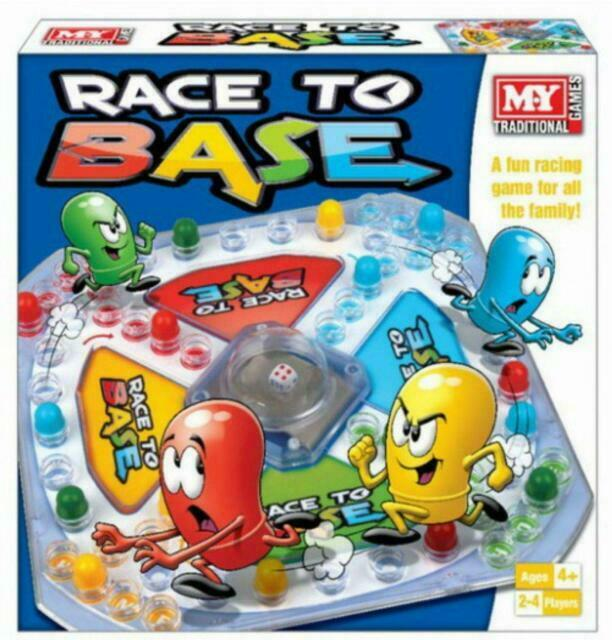 Race To Base Frustration Game