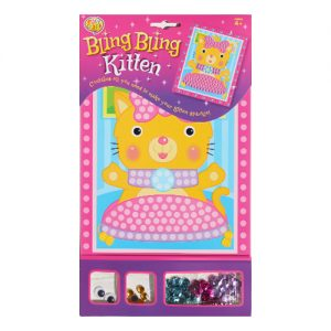 Kitten Bling Bling Craft Kit
