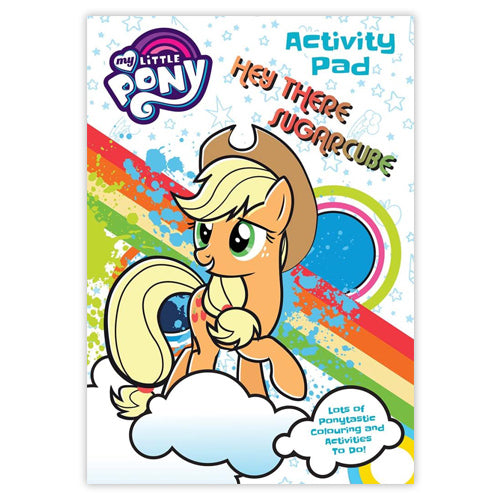 My Little Pony Activity Pad
