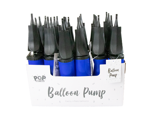 Single Balloon Pump