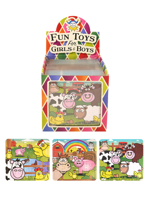 Farm Mini Jigsaw Puzzle