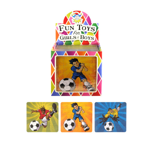 Football Mini Jigsaw Puzzle