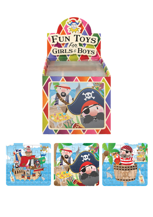 Pirate Mini Jigsaw Puzzle