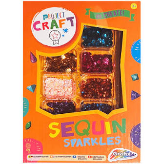 Super Sequin Craft Box