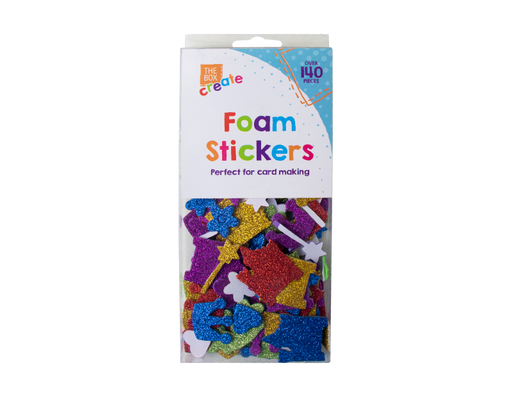 Princess Foam Stickers 140 Pack