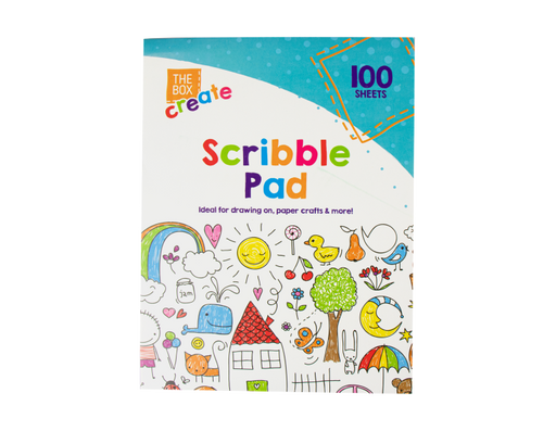 Scribble Pad - 100 sheets