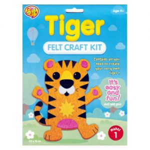 Tiger Felt Craft Kit