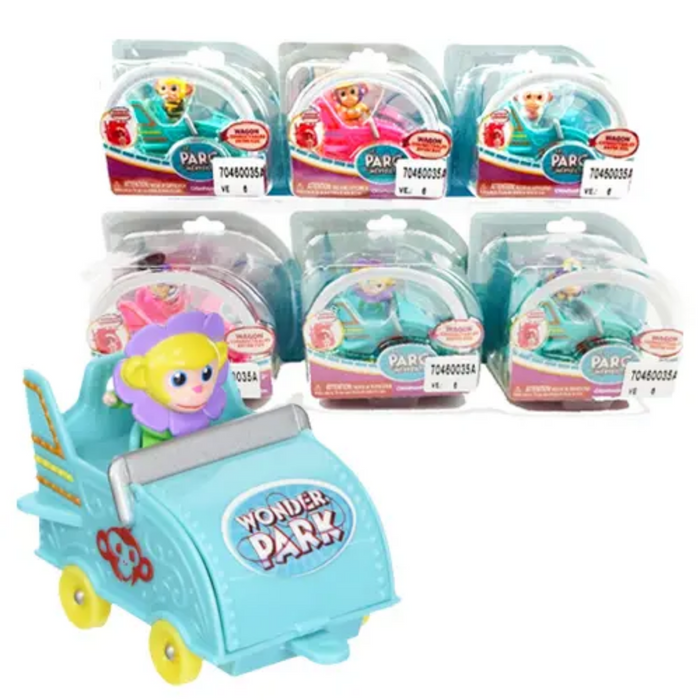 WonderPark Car And Figure Set