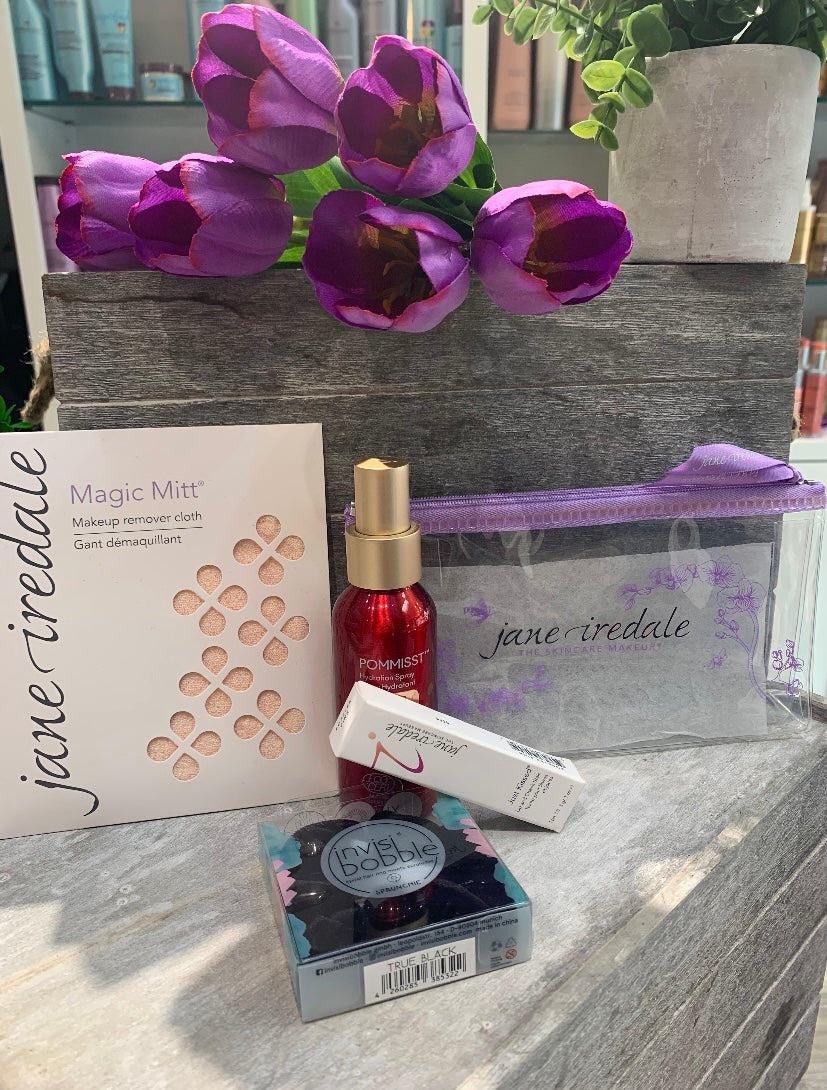 Jane Iredale Skin Care Beauty Bag