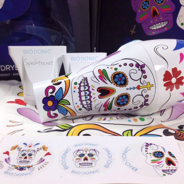 Bio Ionic Sugar Skull Dryer
