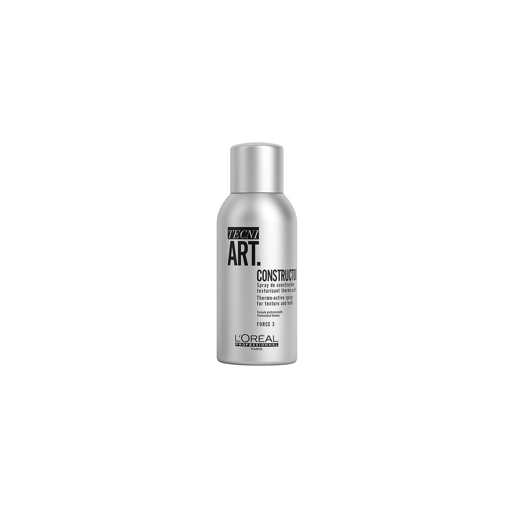 Tecni Art Thermo-Active Texturizing Spray Constructor