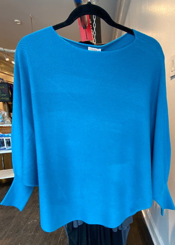 Kerisma Long Sleeve Ribbed Sweater, Assorted Colors