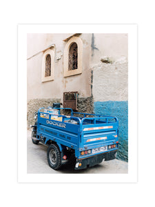 Print 'Old Moroccan Vehicle'