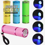 Jenny Secret LED FLASHLIGHT