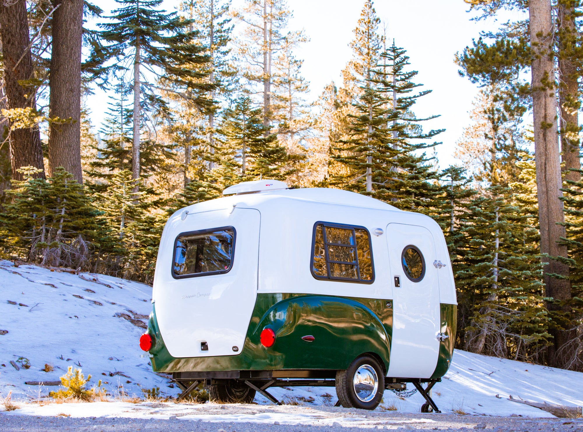 Prepare Your Camper for Winter