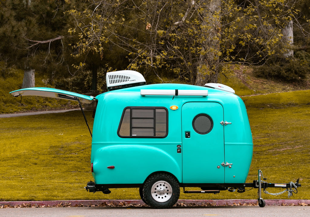 Tiffany blue Happier Camper HC1