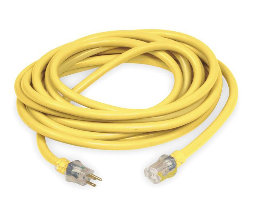 25' Heavy-Duty Extension Cord