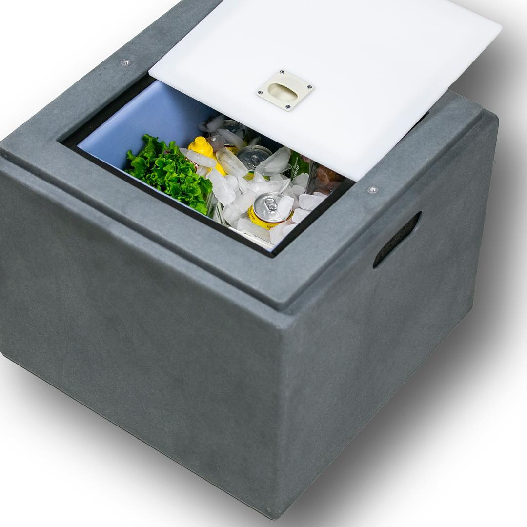 Icebox Cooler Cube