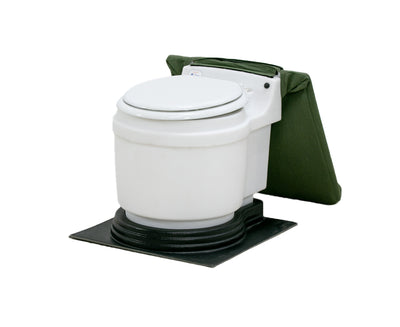 Dry Flush Toilet Package