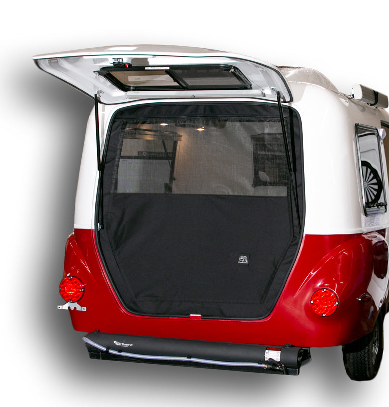 Rear Hatch Privacy Screen