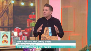 Featured on ITV This Morning's Ultimate Christmas Gift Guide 2020