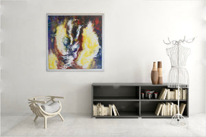 Original Artworks Resin Art Abstract Wall Art