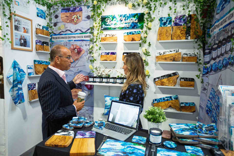 Autumn Fair SBS Theo Paphitis Small Business Sunday