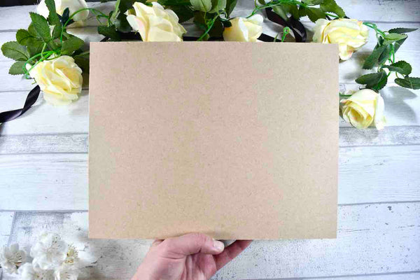 Wooden Placemat Blanks Ideal for Crafting, Pyrography, Painting, Resin Art, Laser Cutting etc.