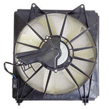 2015-2019 Acura Tlx Radiator Fan Assembly Driver Side V6