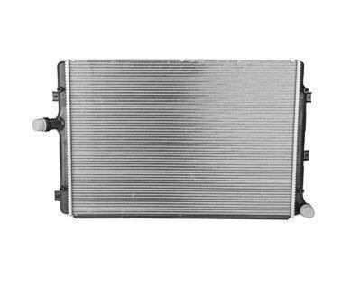 2006-2013 Audi A3 Radiator (2822) 2.0L Gas/ Diesel Turbo With Inlet And Outlet On Opposite Tanks