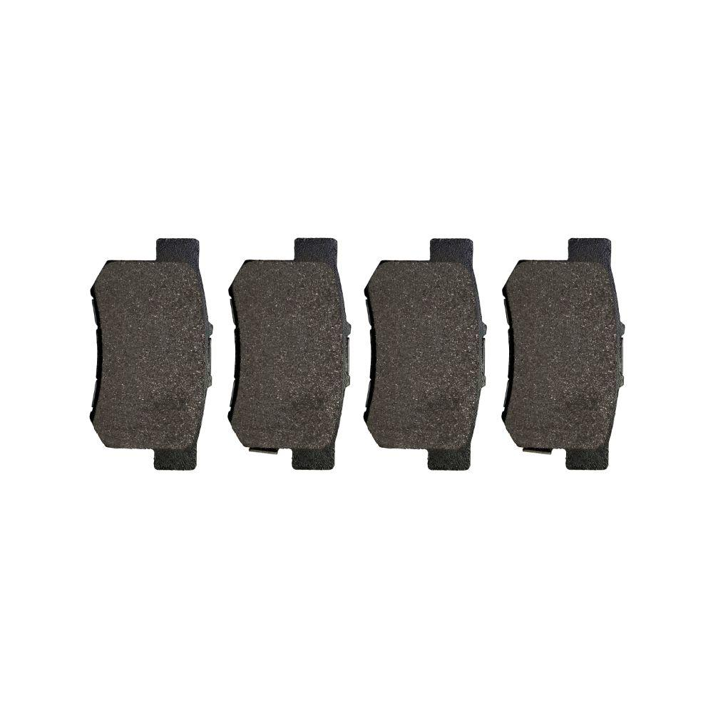 2015-2018 GMC Yukon Rear Disc Brake Pad Set Ceramic