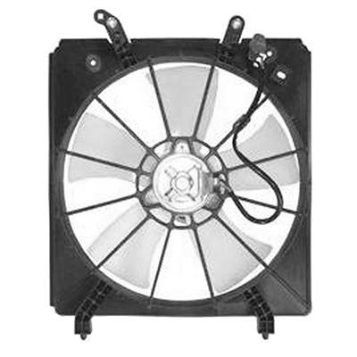 1998-2002 Honda Accord_Sedan Radiator Fan Assembly V6