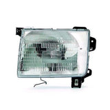 2000-2001 Nissan Xterra Head Lamp Driver Side High Quality