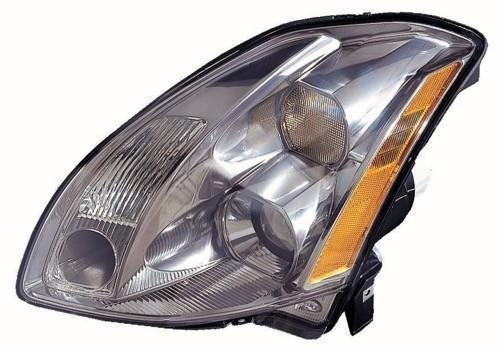 2004 Nissan Maxima Head Lamp Driver Side Halogen