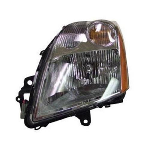 2007-2009 Nissan Sentra Head Lamp Driver Side 2.0L High Quality
