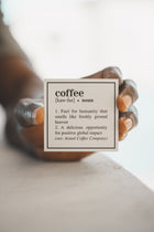 Coffee Definition Bundle